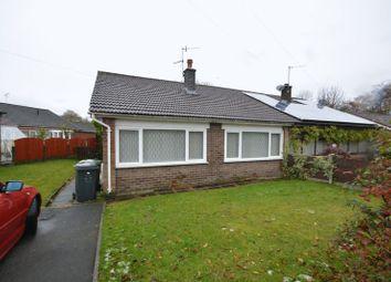 Thumbnail 2 bed semi-detached bungalow for sale in Ward Avenue, Oswaldtwistle, Accrington