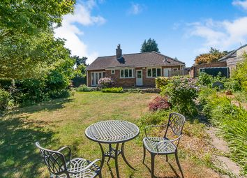 Thumbnail 3 bed detached bungalow for sale in Old North Road, Wansford, Peterborough