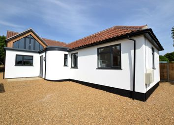 Thumbnail 3 bed detached house for sale in Wells Road, Walsingham