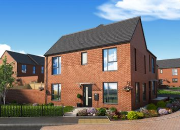 "Thumbnail 3 bed property for sale in ""The Meadow At Birchlands"" at Earl Marshal Road, Sheffield"