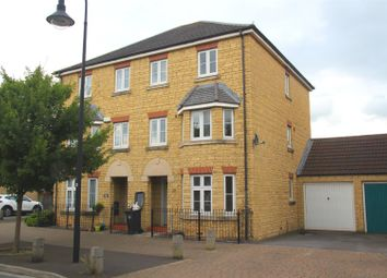 Thumbnail 3 bed semi-detached house for sale in Carousel Lane, Weston-Super-Mare