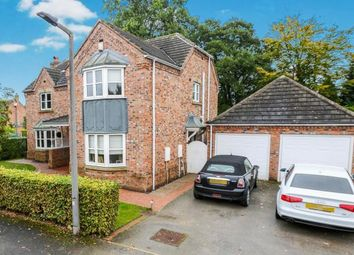 Thumbnail 4 bedroom detached house for sale in Greenfield Park Drive, York, North Yorkshire