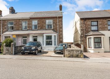 Thumbnail 4 bed semi-detached house for sale in Mount Ambrose, Redruth