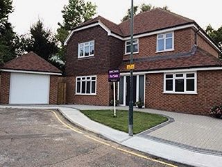 Thumbnail 4 bed detached house for sale in Sandy Mount, Bearsted, Maidstone
