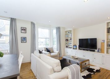 Thumbnail 3 bed flat to rent in Corrance Road, London