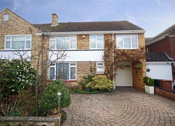 Thumbnail 5 bed semi-detached house for sale in Sunna Gardens, Sunbury-On-Thames