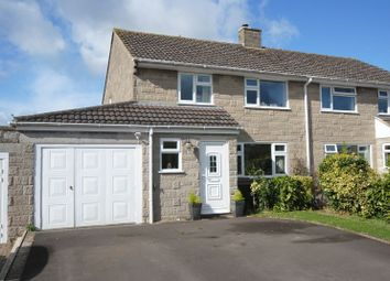 Thumbnail 3 bed semi-detached house for sale in Highfield Way, Somerton