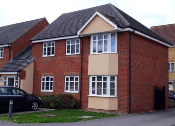 Thumbnail 1 bed flat to rent in Peppercorn Way, Dunstable