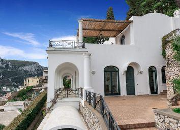 Thumbnail 5 bed town house for sale in Via Belvedere Cesina, 80076 Capri Na, Italy