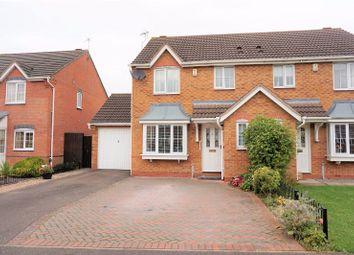 Thumbnail 3 bed semi-detached house for sale in Douglas Bader Drive, Lutterworth