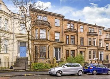 Thumbnail 3 bed flat for sale in Basement, Cecil Street, Hillhead, Glasgow