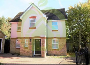 Thumbnail 3 bed detached house to rent in Foxglove Road, Rush Green, Romford
