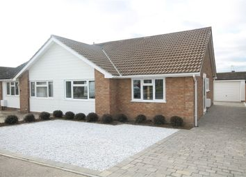 Thumbnail 2 bed semi-detached bungalow for sale in Branscombe Close, Frinton-On-Sea