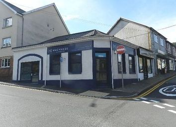 Thumbnail Retail premises for sale in Ynysmeurig Road, Abercynon