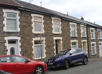Thumbnail 4 bed terraced house for sale in Kenry Street, Tonypandy, Tonypandy, Rhondda Cynon Taff.
