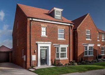 "Thumbnail 4 bed detached house for sale in ""Bayswater"" at Marden Road, Staplehurst, Tonbridge"