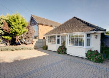Thumbnail 4 bed detached bungalow to rent in Westhorpe Road, Marlow
