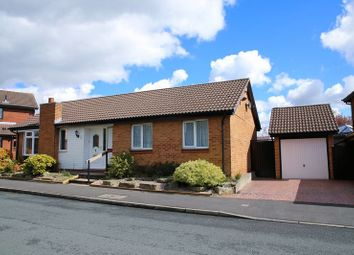 Thumbnail 2 bed detached bungalow to rent in Kingshill Court, Standish, Wigan