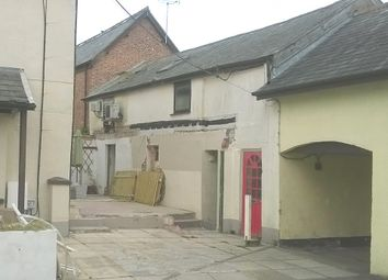 Thumbnail 2 bed terraced house for sale in Bishops Nympton, South Molton