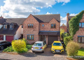 Thumbnail 4 bed detached house for sale in The Close, Cleeve Prior, Evesham