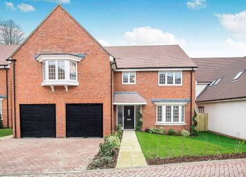 "Thumbnail 5 bed detached house for sale in ""The Bleinheim"" at Gold Hill East, Chalfont St. Peter, Gerrards Cross"