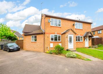 Thumbnail 3 bedroom semi-detached house for sale in St Vincents Avenue, Kettering
