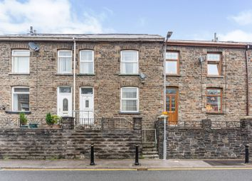 Thumbnail 3 bed terraced house for sale in Jersey Road, Blaengwynfi, Port Talbot
