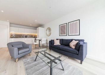 Thumbnail 2 bedroom flat for sale in Anchor Building (Mercier Court), 3 Starboard Way, Royal Wharf