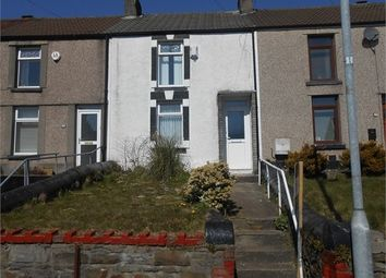 Thumbnail 2 bed terraced house to rent in Penfilia Road, Brynhyfryd, Swansea, West Glamorgan.