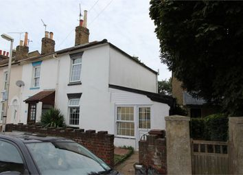 Thumbnail 2 bed end terrace house to rent in Stafford Street, Gillingham, Kent