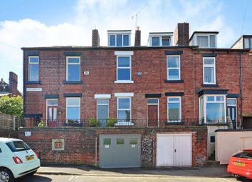 Thumbnail 3 bed terraced house for sale in Ratcliffe Road, Sharrow Vale, Sheffield