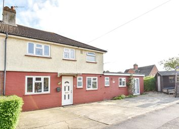 Thumbnail 3 bedroom semi-detached house for sale in Merton Road, South View, Basingstoke