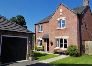 Thumbnail 4 bedroom property for sale in Battle Close, Boroughbridge, York