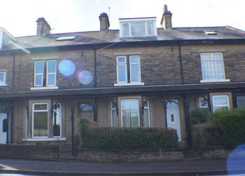Thumbnail 4 bed terraced house for sale in Highgate, Bradford