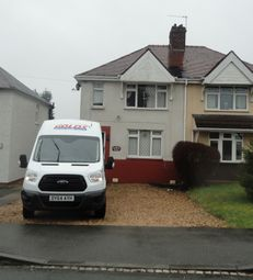 Thumbnail 3 bed semi-detached house for sale in Heath Street, Hednesford, Cannock, Staffordshire