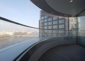 Thumbnail 3 bedroom flat to rent in The Corniche Building, 2 Tower, 20 21 Albert Embankment, London