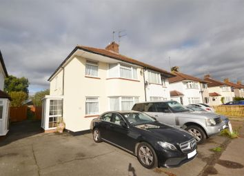 Thumbnail 3 bed semi-detached house for sale in Carpenders Avenue, Watford