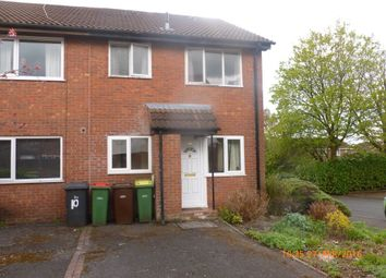 Thumbnail 1 bedroom semi-detached house to rent in Haighton Court, Fulwood, Preston