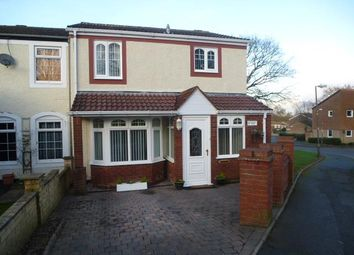 Thumbnail 4 bed end terrace house to rent in Shapinsay Drive, Rubery, Birmingham