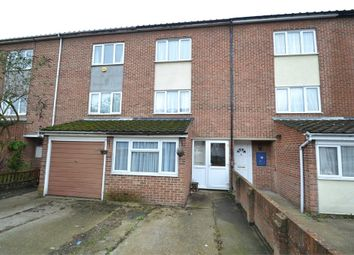 Thumbnail 4 bed town house for sale in Aldwych Close, Hornchurch, Essex