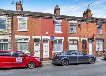 Thumbnail 3 bedroom terraced house for sale in Nash Peake Street, Tunstall, Stoke-On-Trent