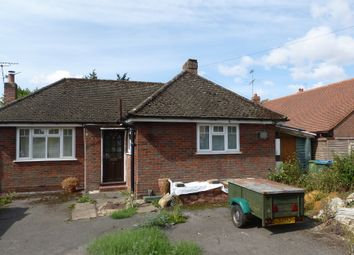 Thumbnail 2 bed detached bungalow for sale in Risborough Road, Stoke Mandeville, Aylesbury