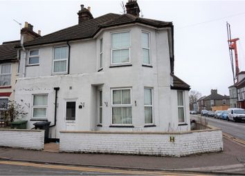 Thumbnail 2 bedroom end terrace house to rent in Wolseley Road, Great Yarmouth