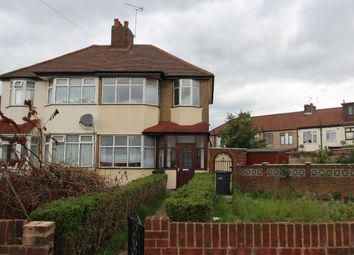Thumbnail 4 bed terraced house to rent in Cedar Avenue, Enfield