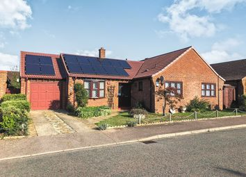 Thumbnail 3 bed detached bungalow for sale in St. James Drive, Downham Market