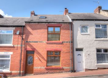Thumbnail 3 bed terraced house for sale in Woodburn Street, Lemington, Newcastle Upon Tyne