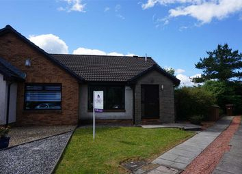 Thumbnail 1 bed bungalow for sale in Baldorran Crescent, Cumbernauld, Glasgow