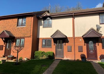 Thumbnail 2 bed terraced house for sale in Brunel Close, Micheldever Station, Winchester