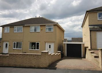 Thumbnail 3 bedroom semi-detached house for sale in Kirkstone Avenue, Dalton, Huddersfield
