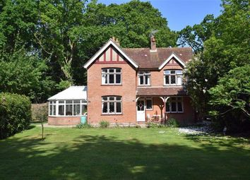 Thumbnail 3 bed detached house for sale in Kings Brook, Everton Road, Hordle, Lymington